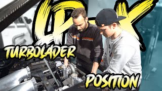 Where will the XXL turbochargers fit? - LP-X project episode 21 - | Philipp Kaess |
