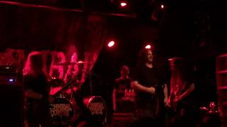 Cannibal Corpse - Evisceration Plague/Scavenger Consuming Death Live In The Tivoli Dublin