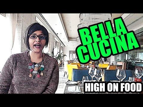 The Best Italian Cuisine at Bella Cucina, Le Meridien, Gurgaon
