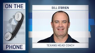 Bill O'Brien Talks Texans Win Streak & More w/Rich Eisen   Full Interview   12/4/18