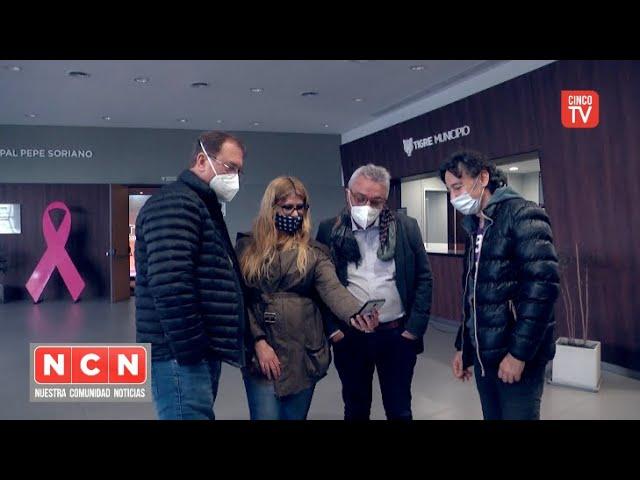 CINCO TV - Javier Calamaro prepara su show para el nuevo ciclo de espectáculos virtuales de Tigre