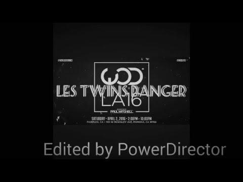 Клип Les Twins - Monster