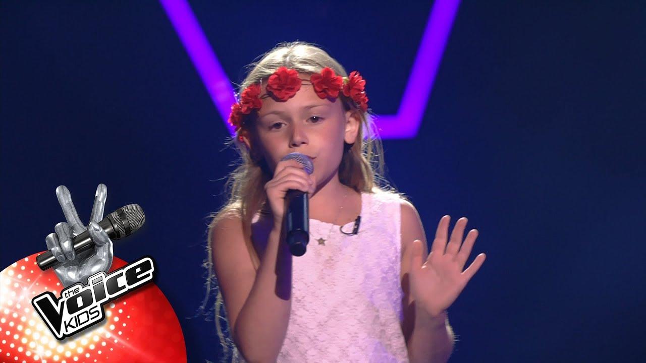Luca - 'Je Hebt Een Vriend'   Blind Auditions   The Voice Kids   VTM