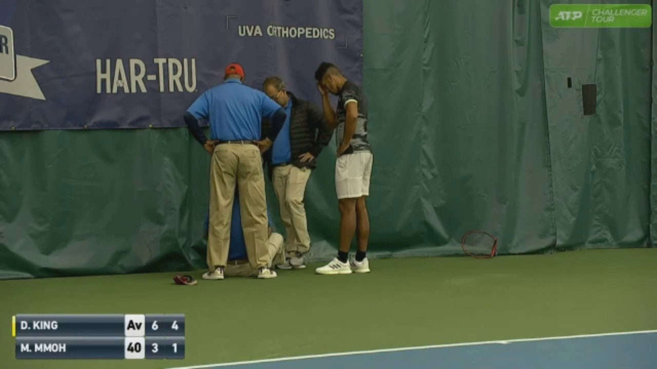 Image result for michael mmoh 2019 charlottesville challenger