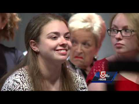 A+ students honored at scholarship ceremony