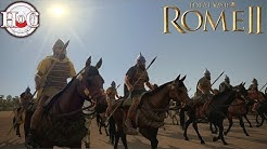 Total War: Rome 2 - Online Battle 405 - 2v2 Numidia vs Rome