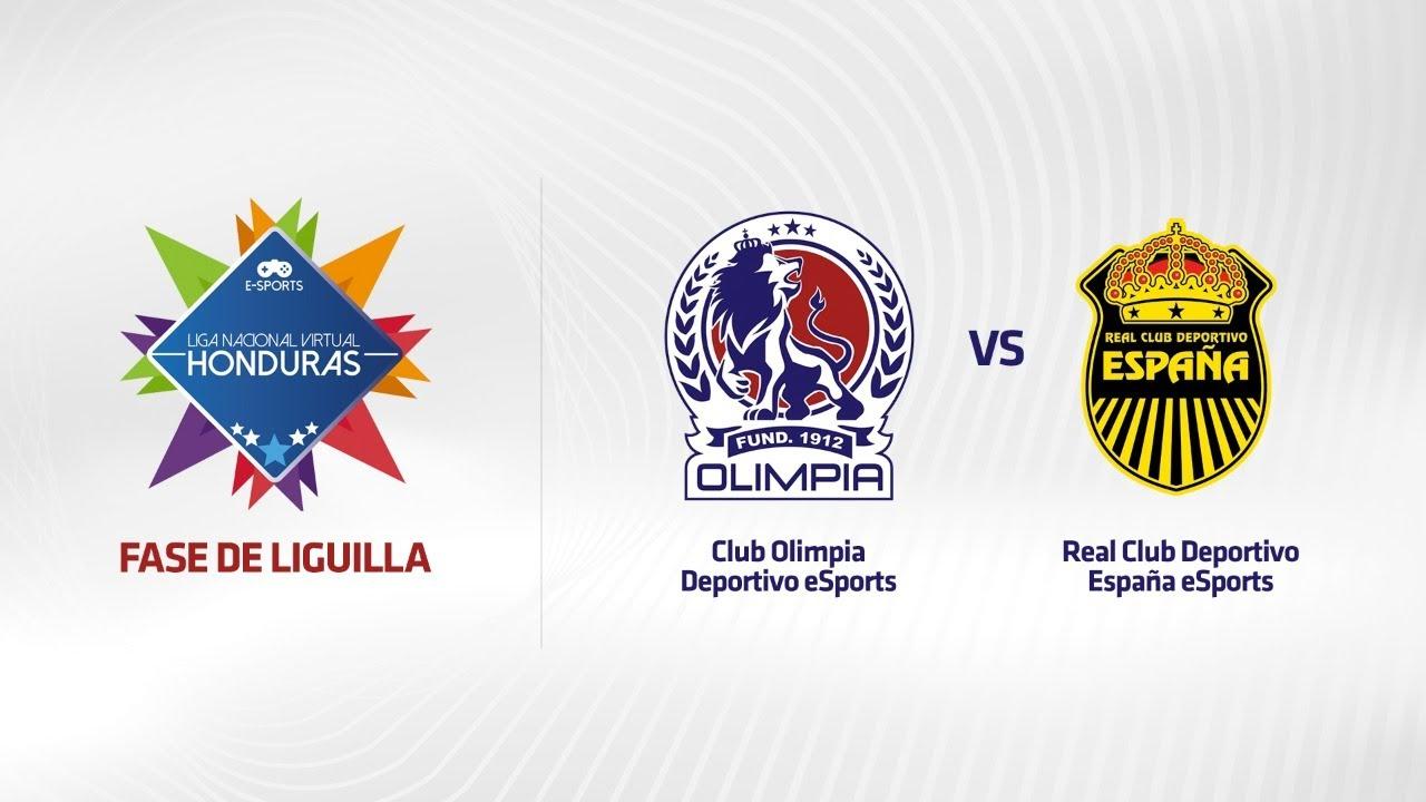 Transmisión Liguilla Liga Virtual - Olimpia eSport