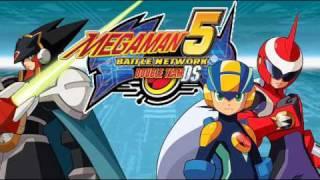 Mega Man Battle Network 5 DS OST - T40: Cyber Battle - Battle Theme from Battle Network 4