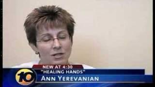 Healing Hands Canine Massage On 10 News