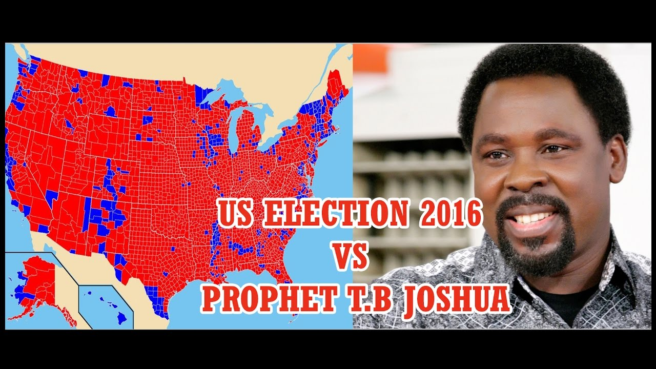 Download Trump has banned T B Joshua from America Over Failed Prophecy