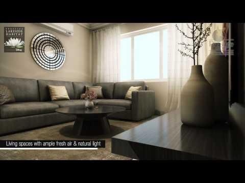 Prestige Lakeside Habitat - Disney Themed Luxury Villas & Apartments in Bangalore