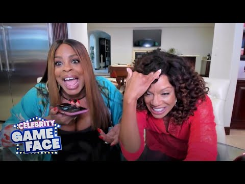 Niecy Nash's Call to Sherri Shepherd Goes All Wrong! | Celebrity Game Face | E!