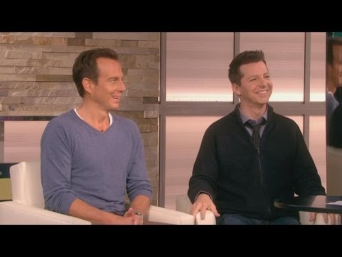 Will Arnett & Sean Hayes on 'The Millers' & Longtime Friendship
