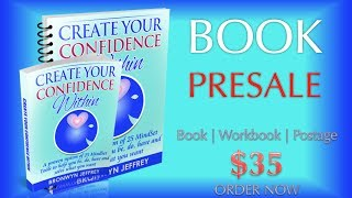 Create Your Confidence Within Book