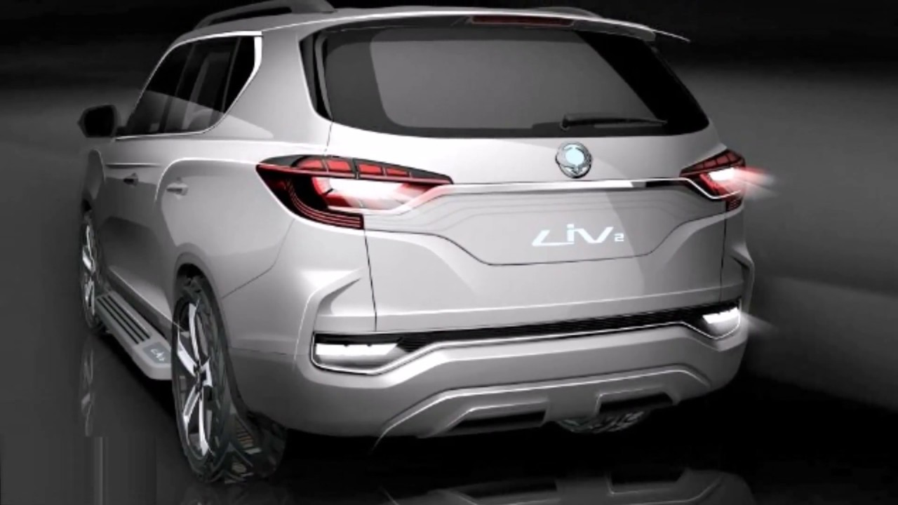 Mahindra Xuv700 2017 New Suvs Car Rival To Toyota Fortuner