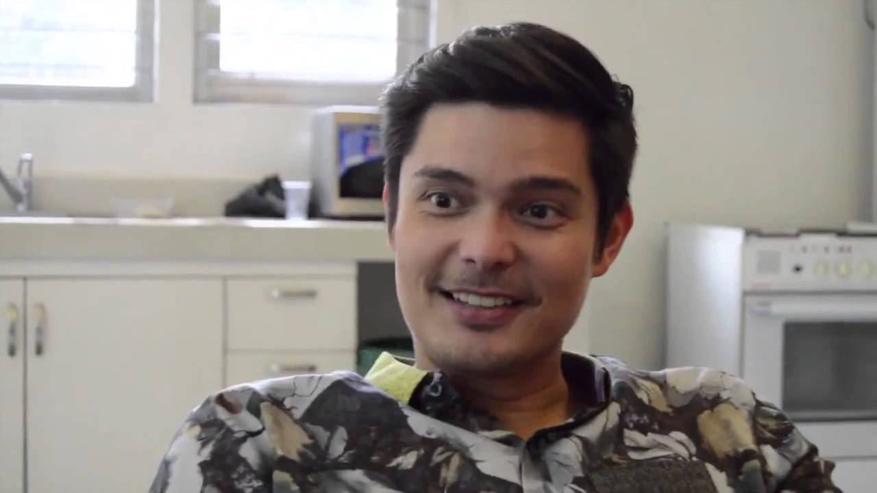 Dingdong Dantes for YES! The Sexy Dozen 2014 - YouTube