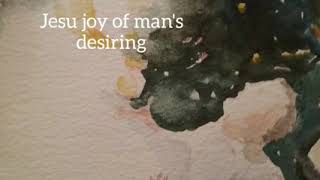 Jesu Joy of Man's Desiring :   Track 2 of 'Wonder of Christmas' by Pure Guitar