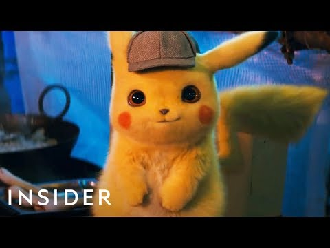 How Pokémon Were Brought To Life In 'Detective Pikachu' | Movies Insider