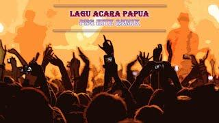 Papua modern dance
