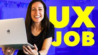 UX Design - How To Get Your First Job!