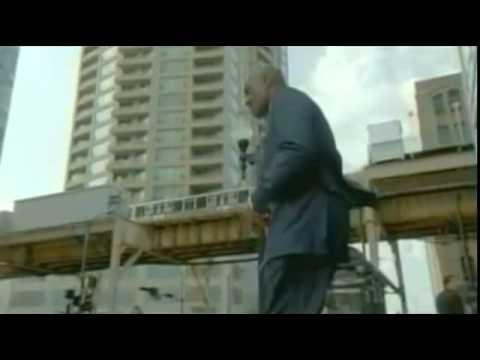 The Chicago Code - Alderman Ronin Gibbons, Delroy Lindo Promo 2