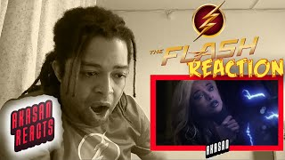 "The Flash Season 2 Episode 13 ""Welcome to Earth 2"" - REACTION"