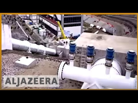 🇲🇽 Mexico City waterworks: System upgrade likely to affect millions