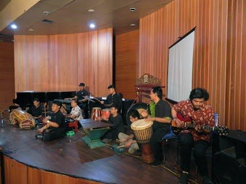 USINDO Jakarta - IKJ Open Forum ft. Ethnomusicology Performance Group (IKJ) - Sept 7, 2017