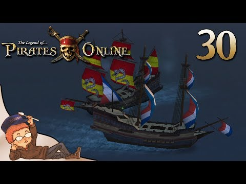 The Legend of Pirates Online: Part 30 - Ship PVP