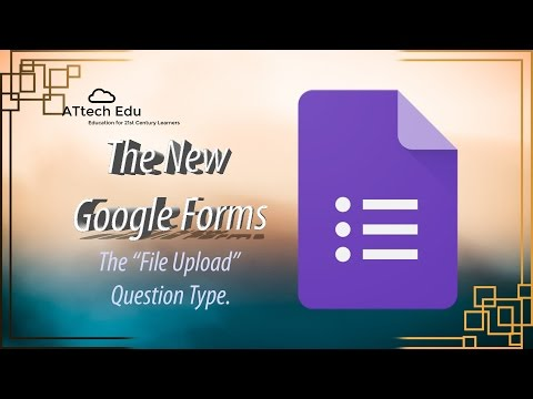 how to add upload button in google form