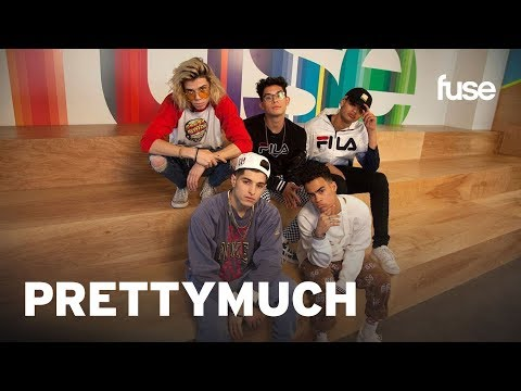 PRETTYMUCH Talks First Kisses and Crushes | Fuse First | Fuse