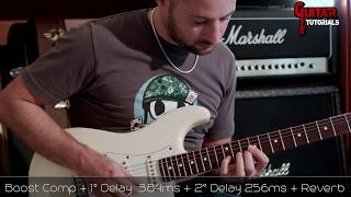 Baixar You're The Best Thing About Me (U2) - Part 2 - Guitar Tutorial with Matt Bidoglia