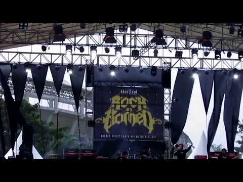 revenge the fate at rock in borneo 23 september 2017