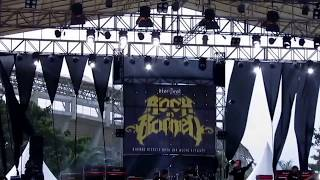 Video revenge the fate at rock in borneo 23 september 2017 download MP3, 3GP, MP4, WEBM, AVI, FLV Desember 2017