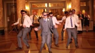 Epic Bridal Party Dance