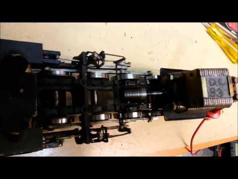 2-Rail O-Scale Hines 0-8-0 Restoration Part 1 — Drive Wobble