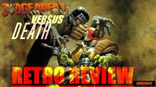 Judge Dredd Versus Death Retro Game Review : Buy, Sale or Forget about it!?
