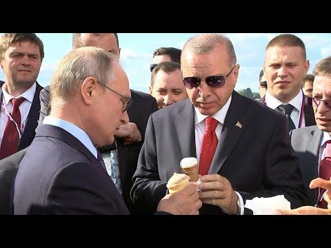 Путин купил Эрдогану