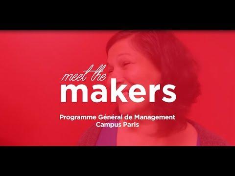 Rentrée Programme Général de Management - Campus Paris - Septembre 2017