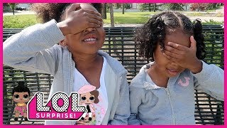 Fun & Games At The Park With Our LOL Surprise Dolls!