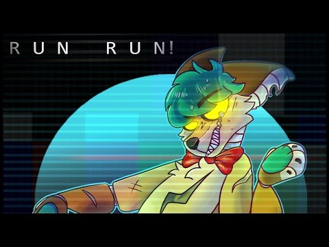 RUN RUN! | Five Nights at Freddy's 3 SONG