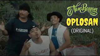 Nurbayan & Trio Gomix - OPLOSAN (ORIGINAL)