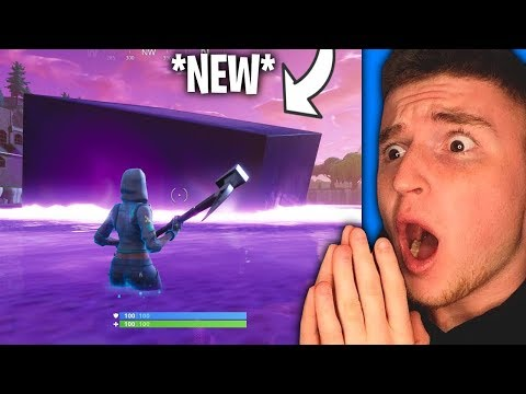 The CUBE DISSOLVED INTO LOOT LAKE! (Fortnite Battle Royale)