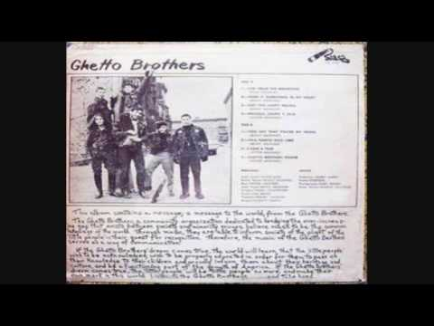 Ghetto Brothers   Power Fuenza LP 1972