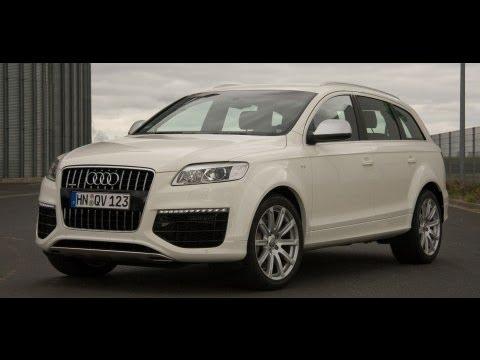 Audi Q7 v12 review