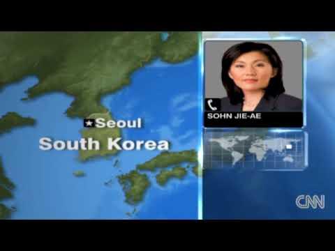 North Korea and South Korea Exchange Fire in Gunbattle