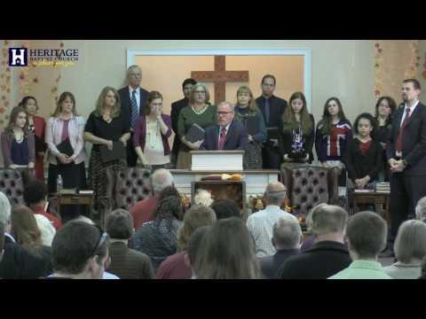 Sunday, November 13th Morning Service