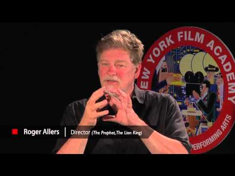 Discussion with Filmmaker Roger Allers at New York Film Academy
