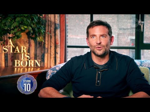 Bradley Cooper On Making 'A Star Is Born' | Studio 10