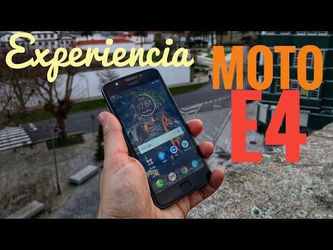 2 semanas con el Motorola Moto E4. Experiencia personal